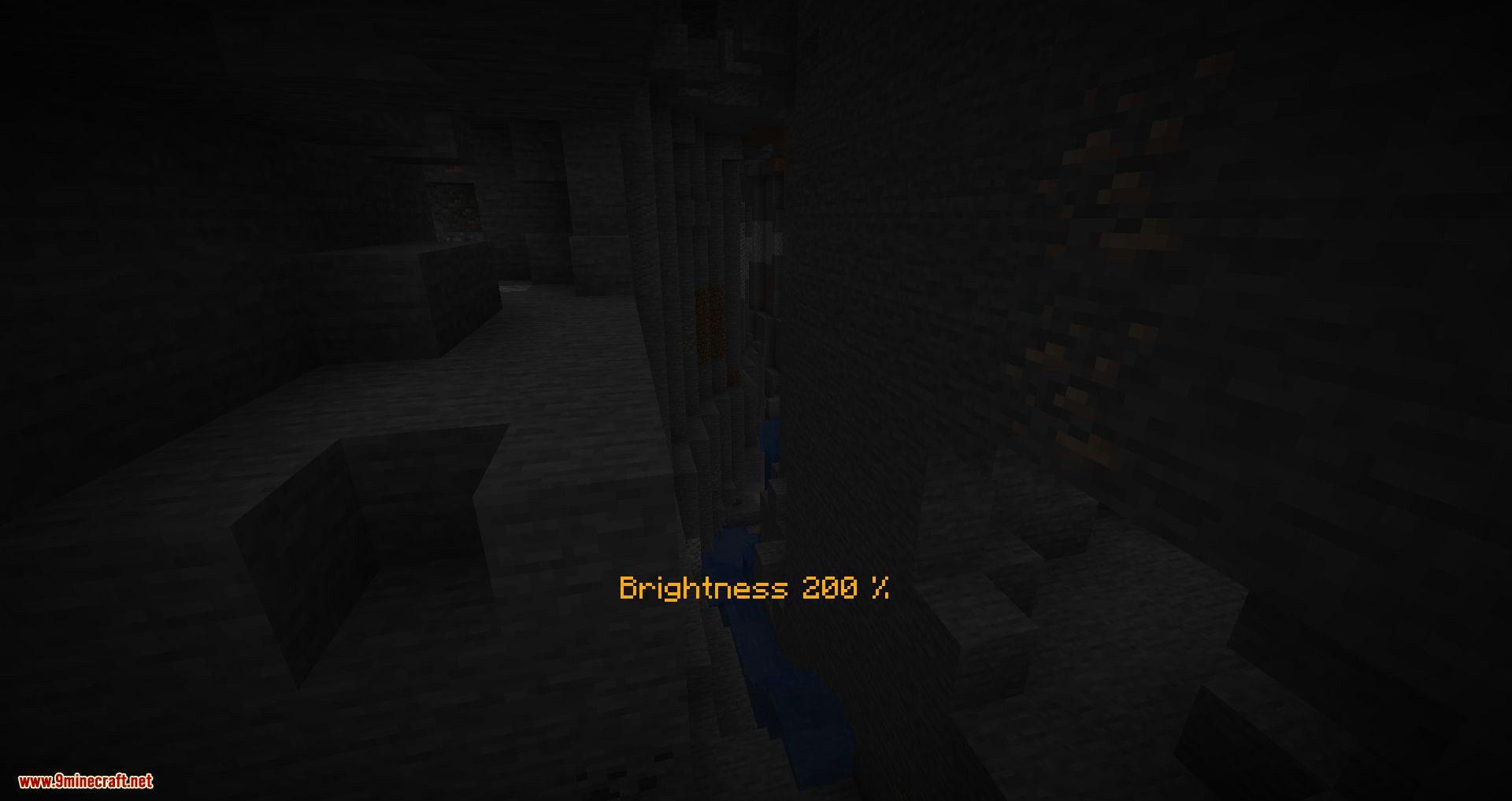 My Brightness mod for minecraft 11