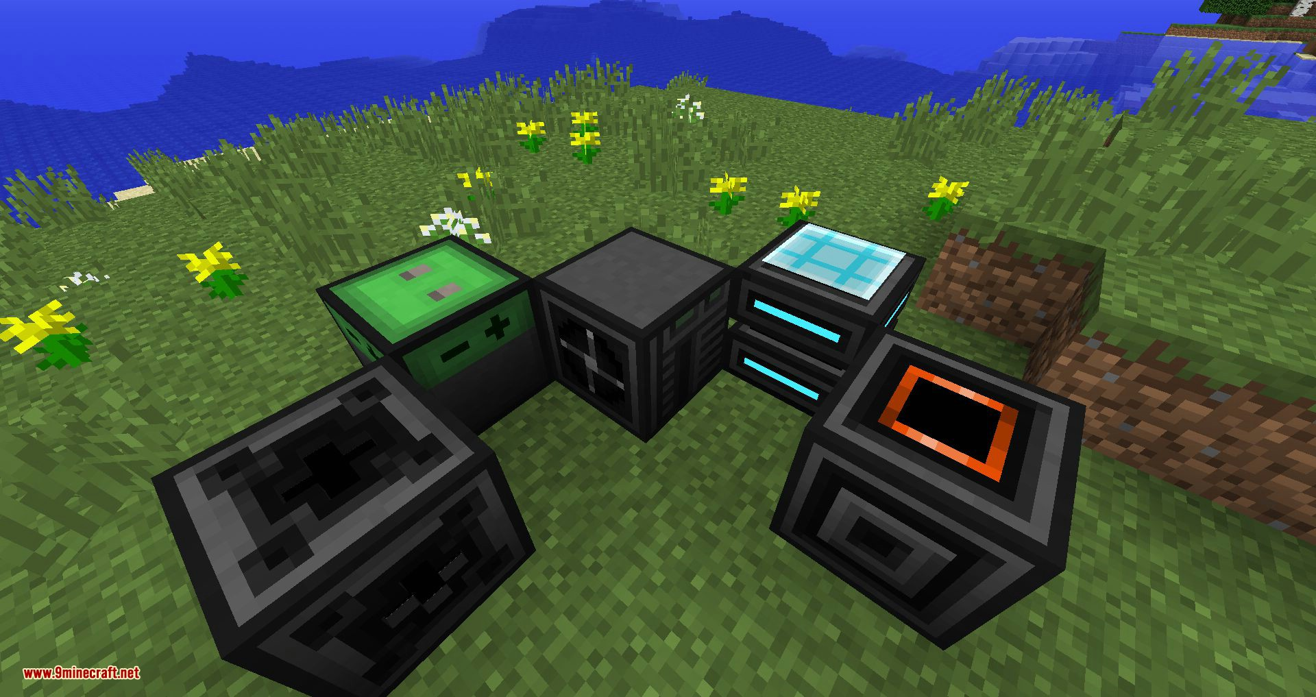 OpenGlasses 2 mod for minecraft 04