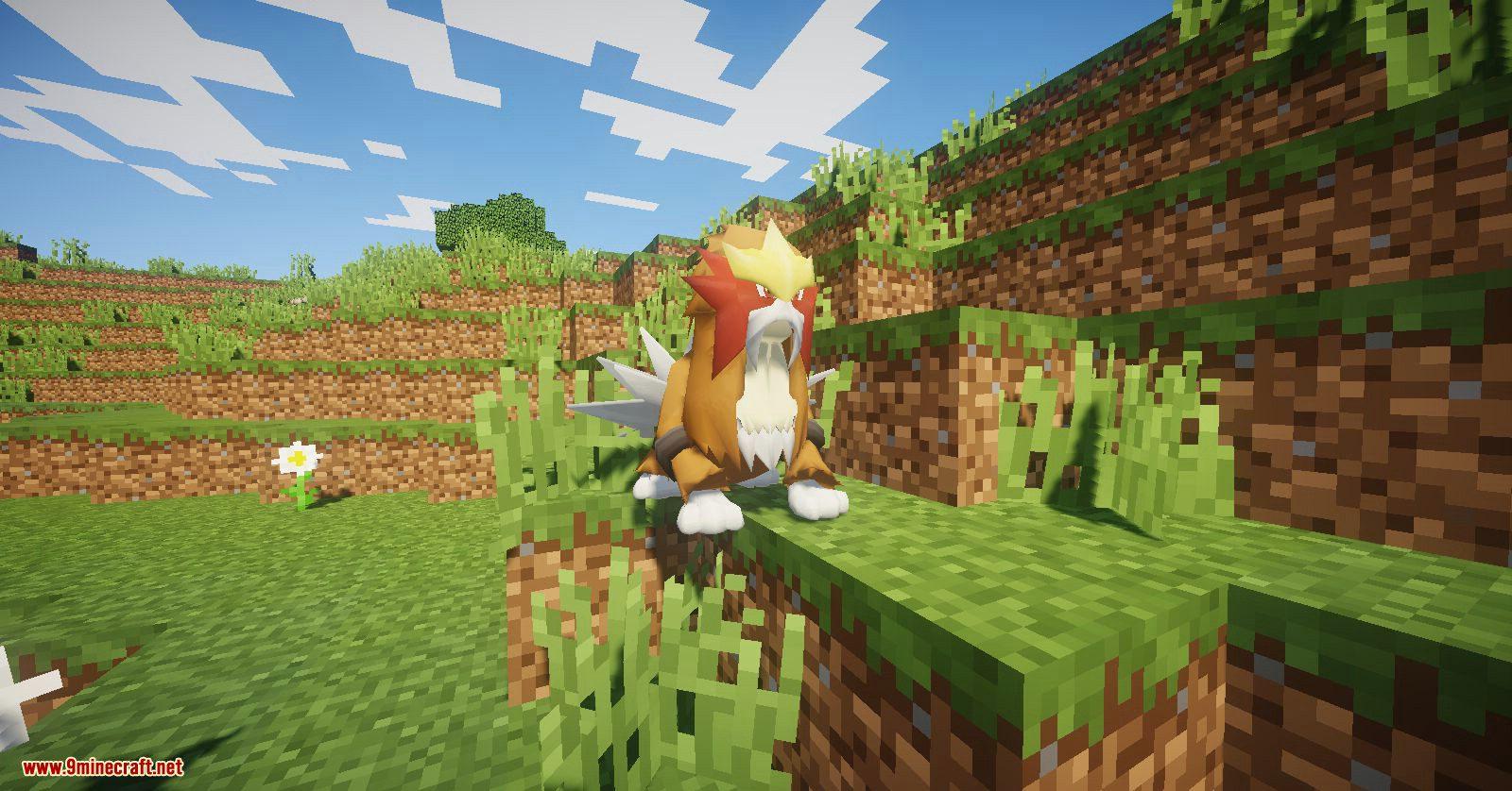 Pixelmon Extras mod for Minecraft (9)