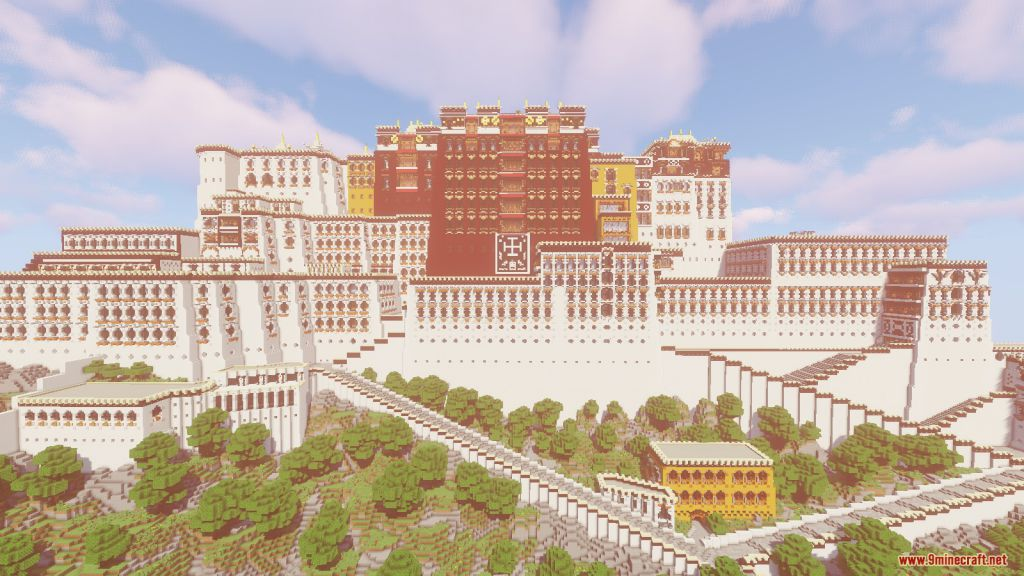 Potala Palace Map Screenshots (1)
