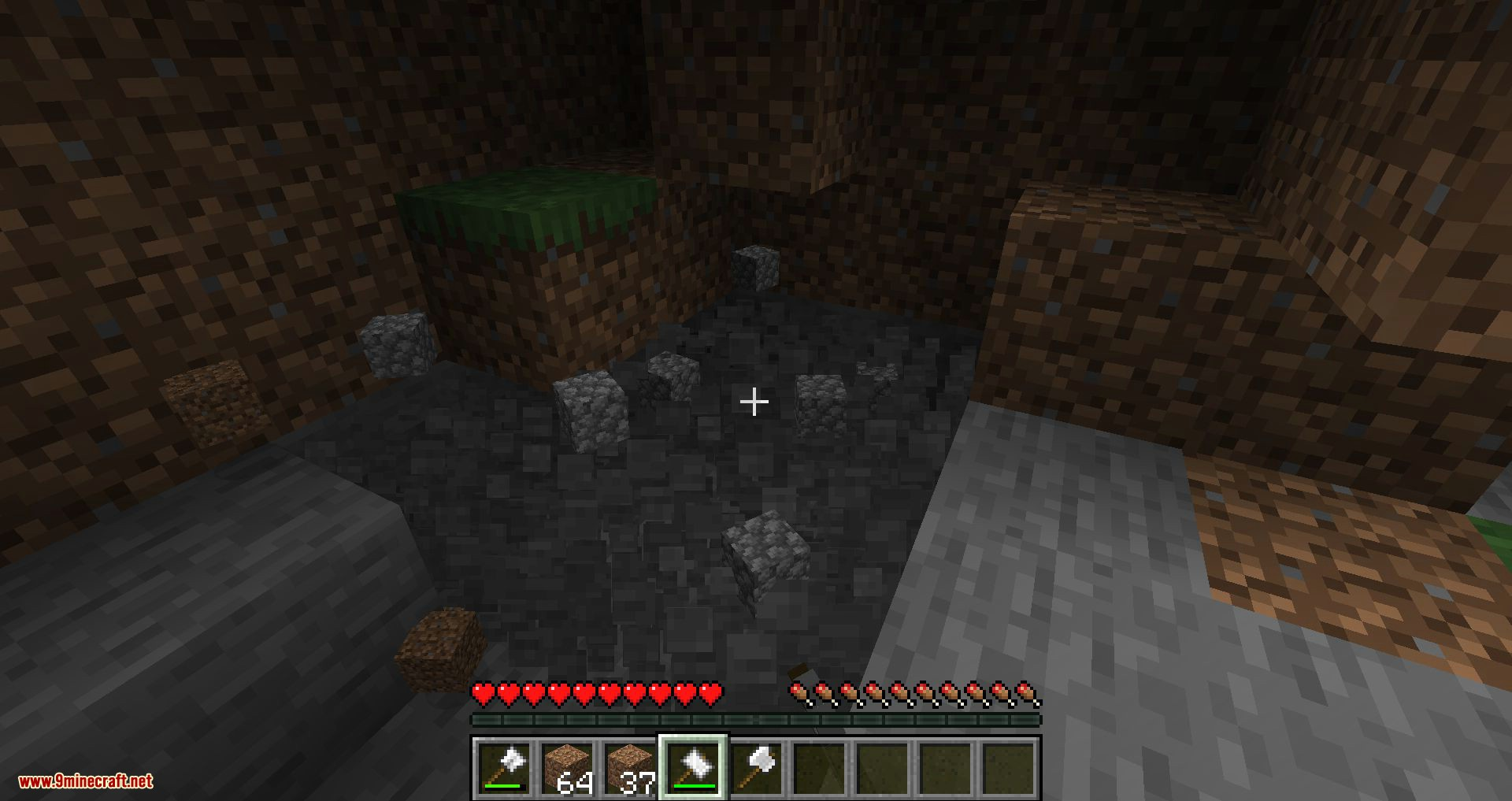 Practical Tools mod for minecraft 05