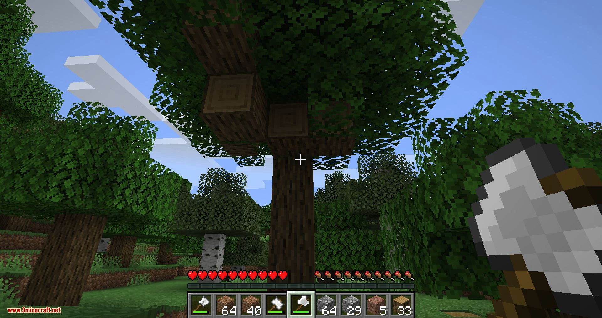 Practical Tools mod for minecraft 11