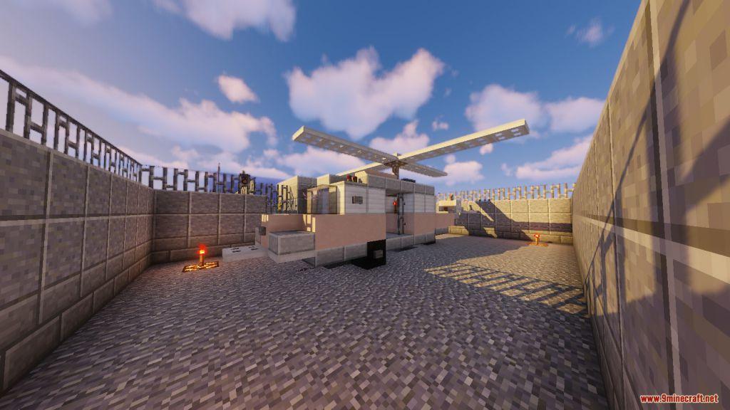 Prison Escape Map Screenshots (13)