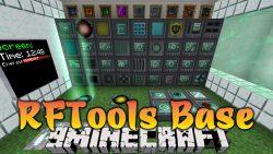 RFTools Base Mod