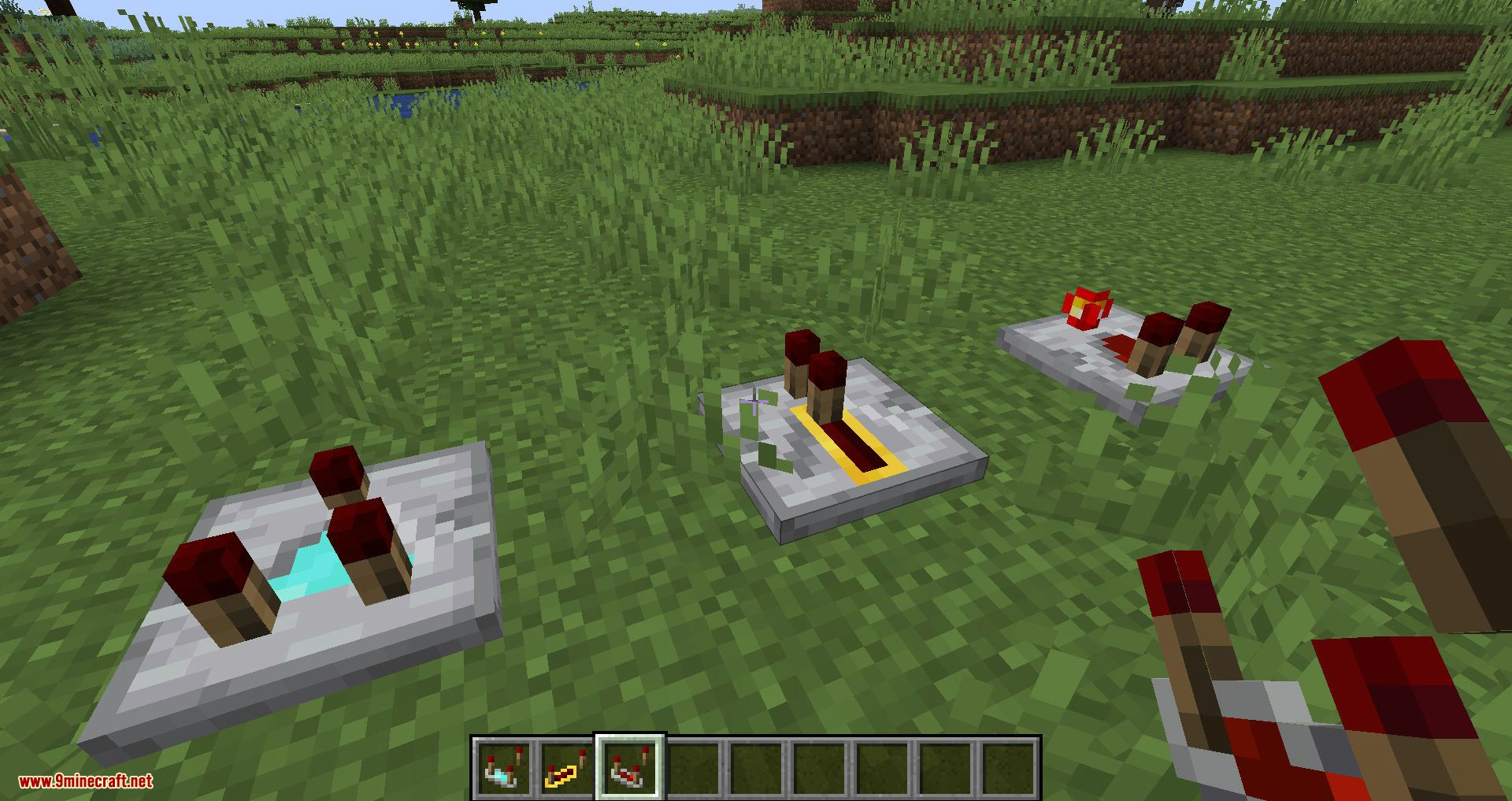 Redstone Gates mod for minecraft 04