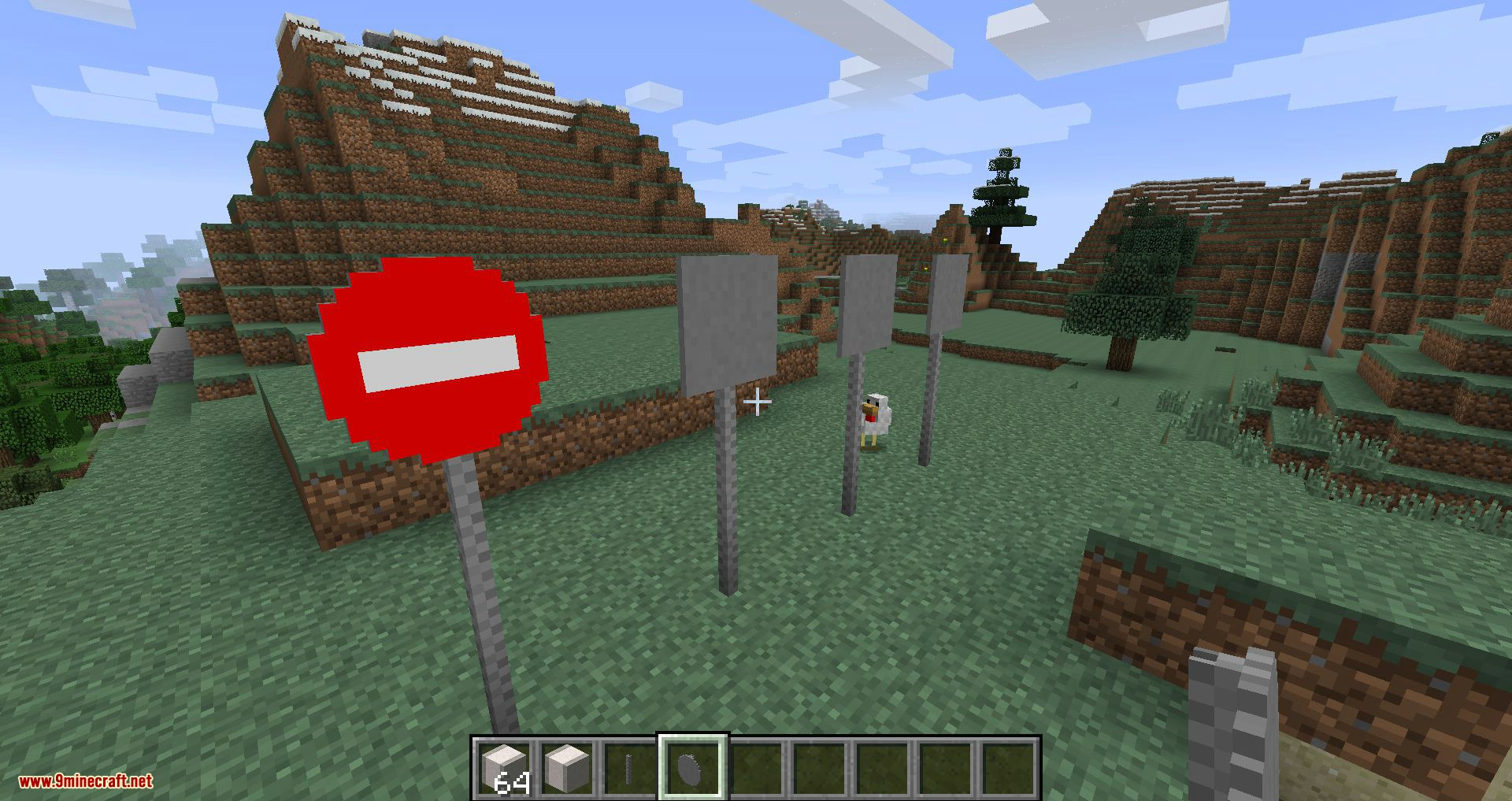Road Stuffs 2 mod for minecraft 08