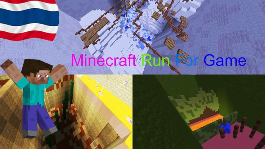 Run For Game Map Thumbnail