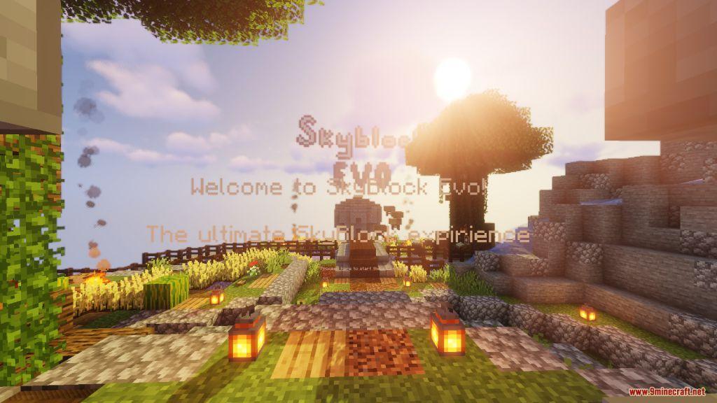 SkyBlock Evo Map Screenshots (2)