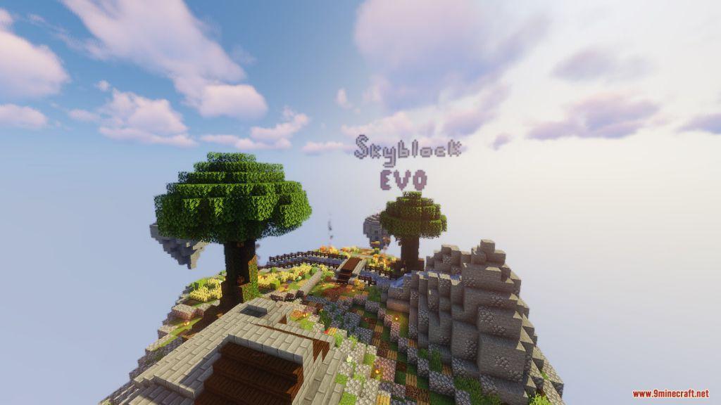 SkyBlock Evo Map Screenshots (6)