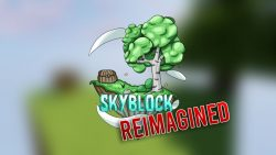 SkyBlock Reimagined Map Thumbnail