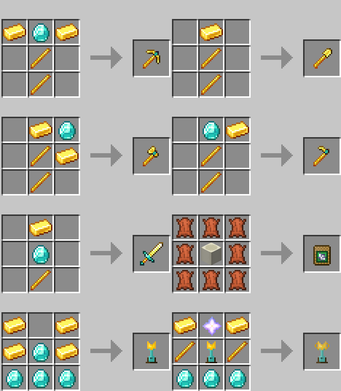 Super Tools mod for minecraft 21