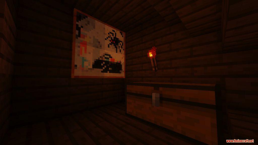 The Abandoned House Map Screenshots (7)