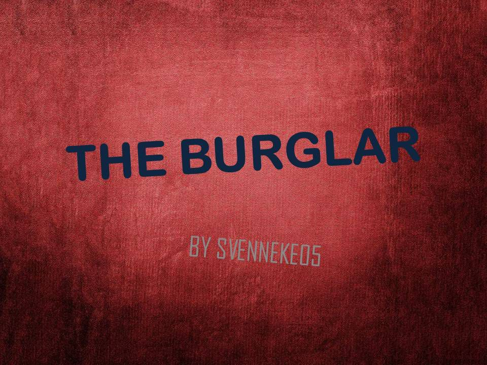 The Burglar Map Thumbnail