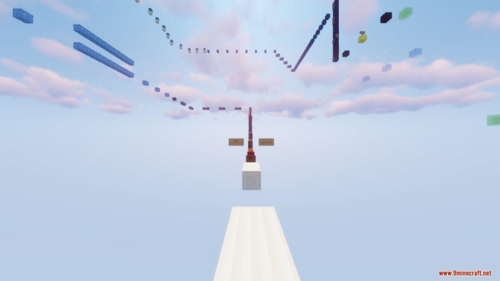 The Worst Minecraft Parkour Map Screenshots (1)
