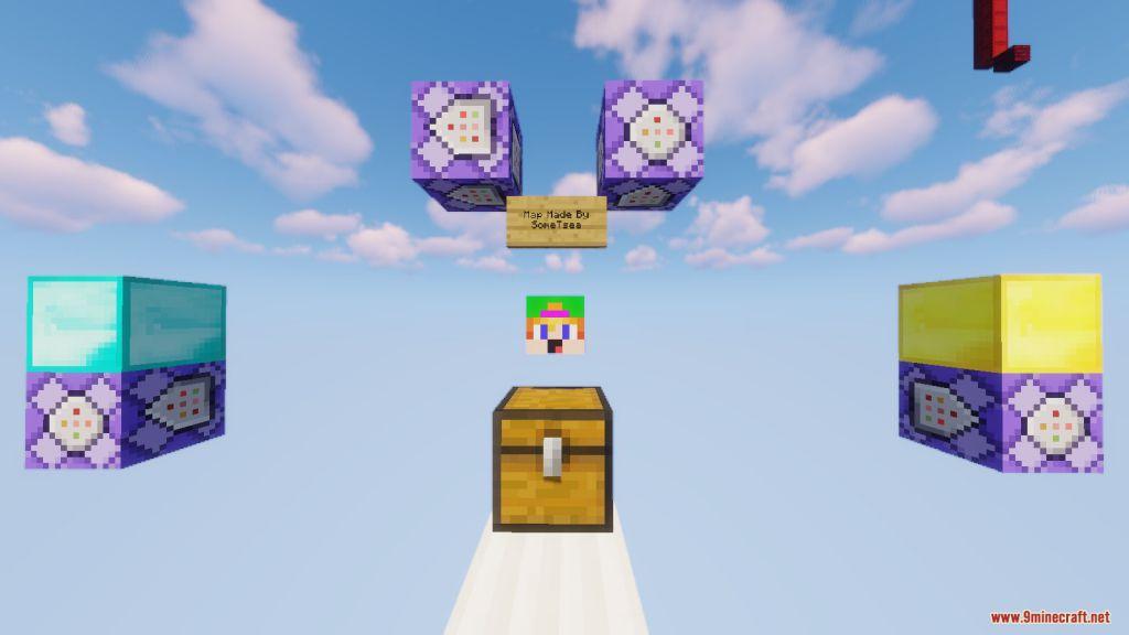 The Worst Minecraft Parkour Map Screenshots (2)