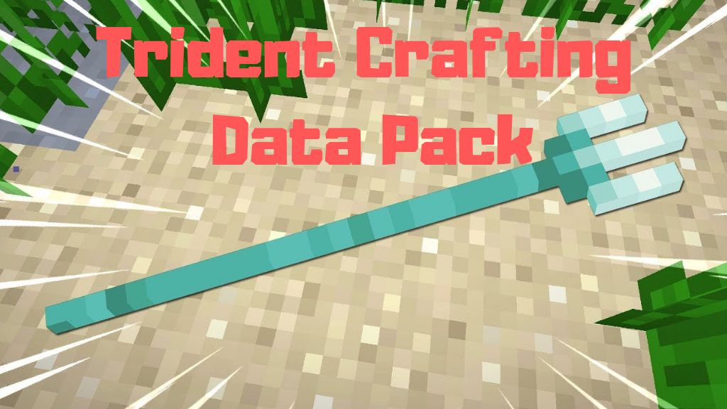 Trident Crafting Data Pack