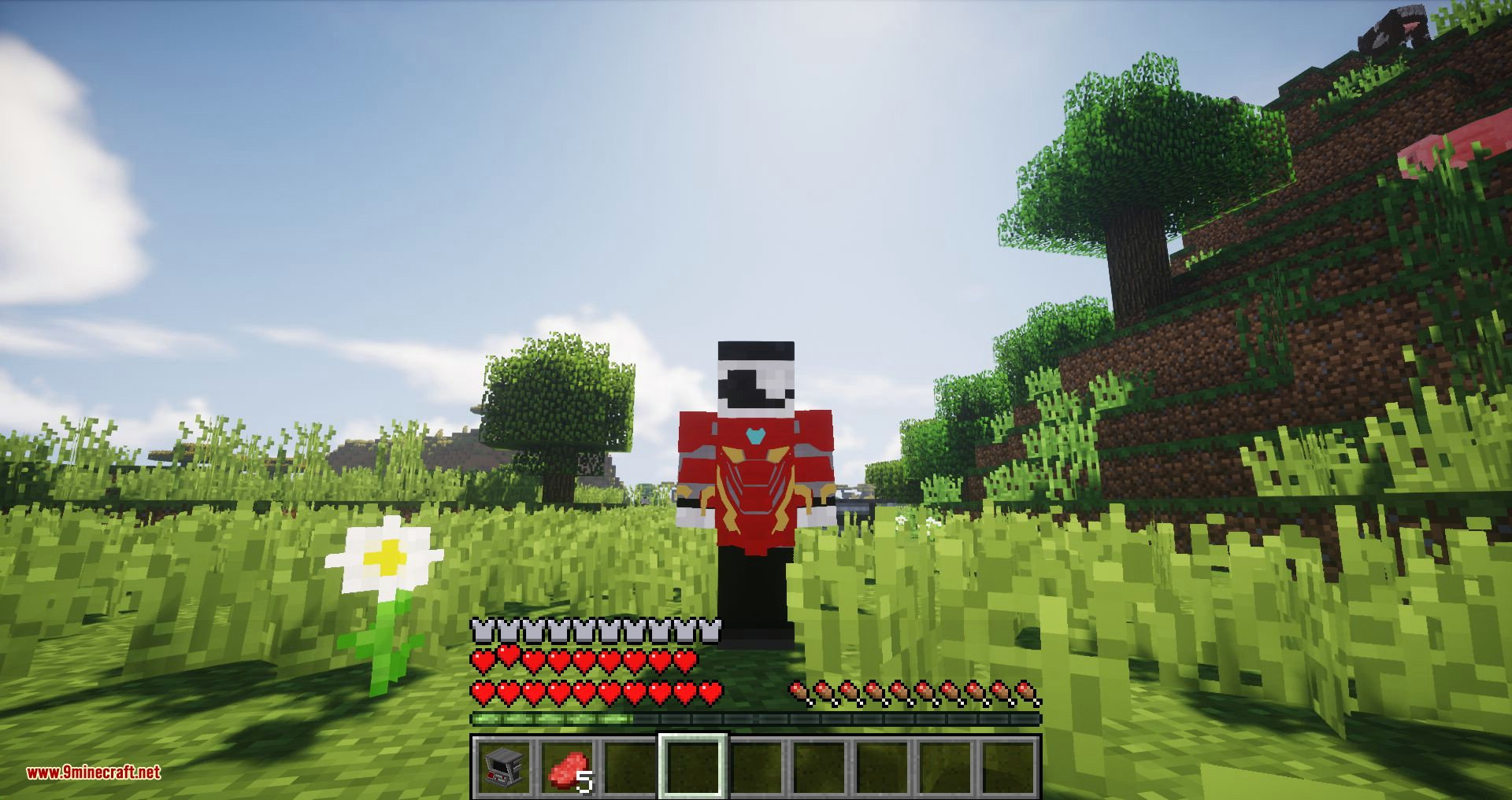 Typical Heroes mod for minecraft 10