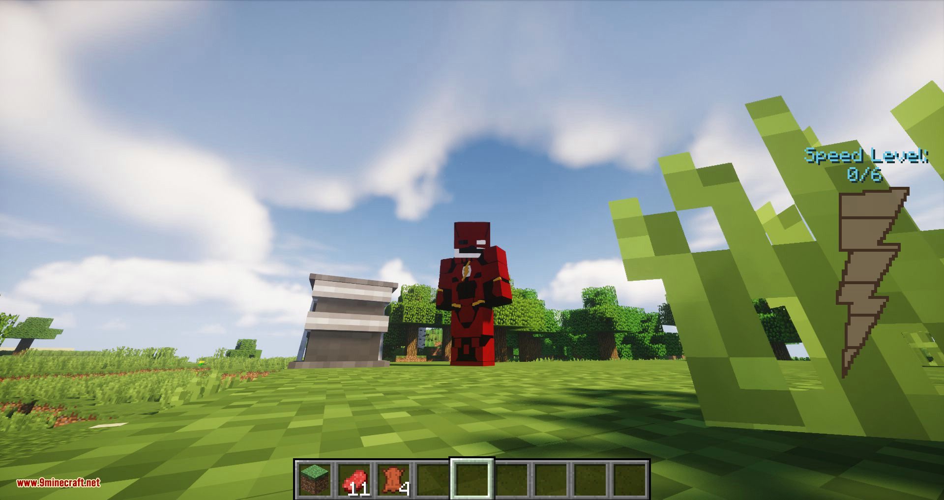 Typical Heroes mod for minecraft 20