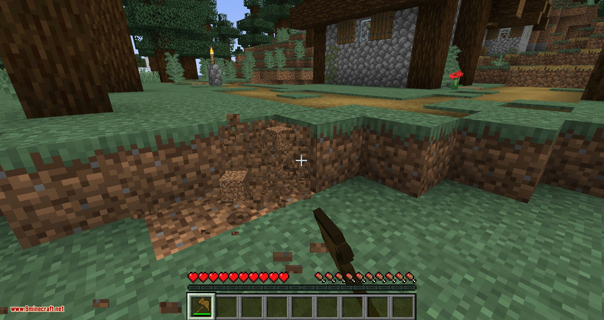 Variable Paxels mod for minecraft 02