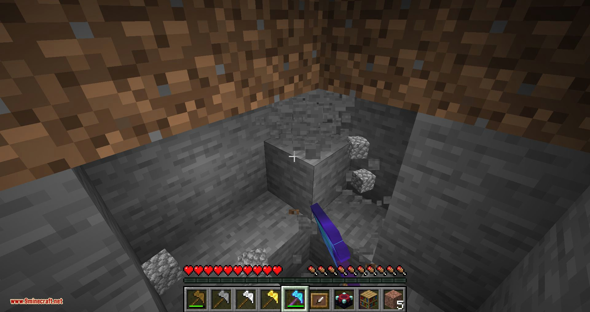 Variable Paxels mod for minecraft 15