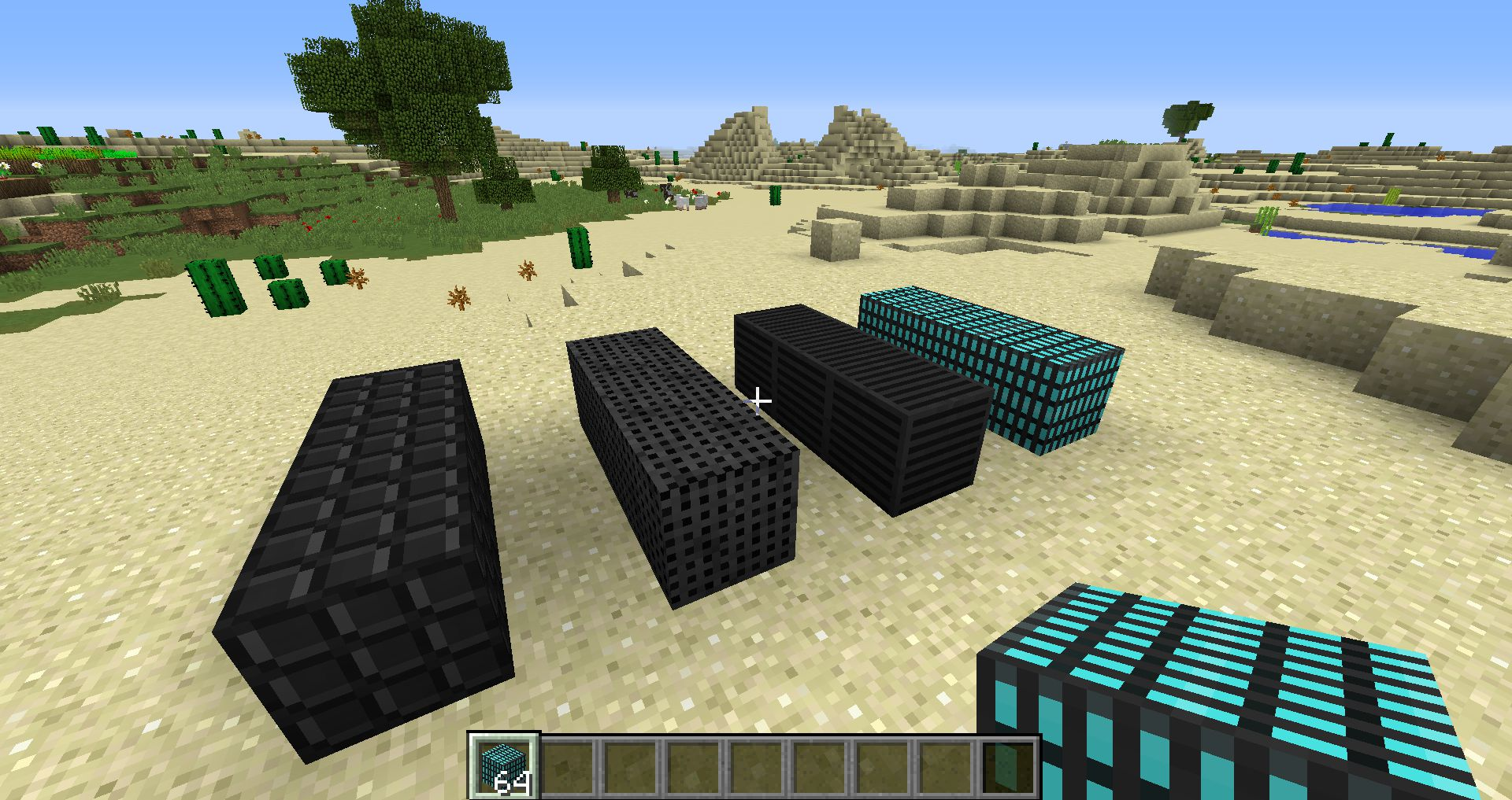 Xtones mod for minecraft 09