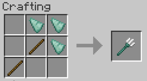 Trident Crafting Data Pack 1 14 3/1 14 2 (Four Different Crafting
