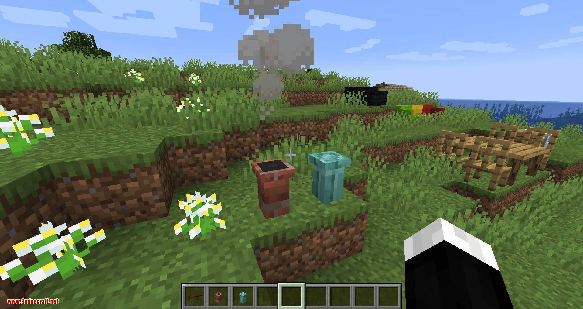 Adorn mod for minecraft 11