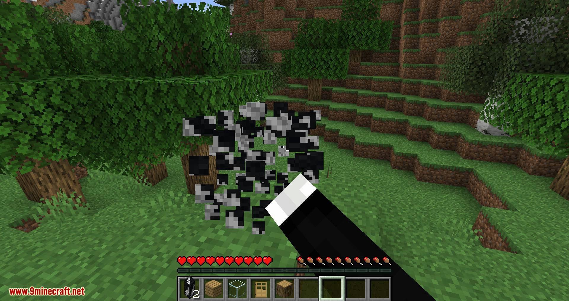 Angel Blocks mod for minecraft 07