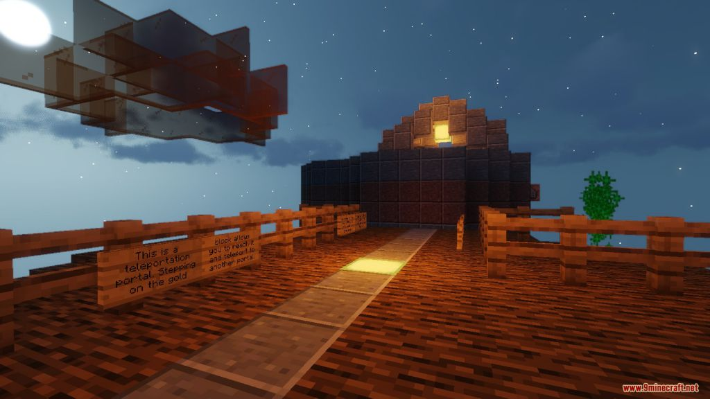 Astral Adventure Map Screenshots (2)