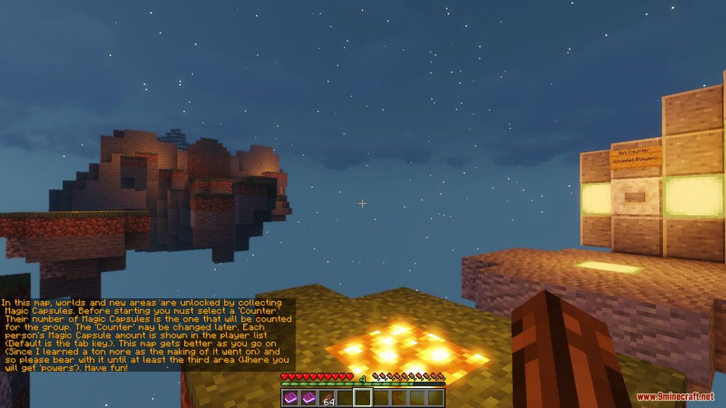 Astral Adventure Map Screenshots (3)
