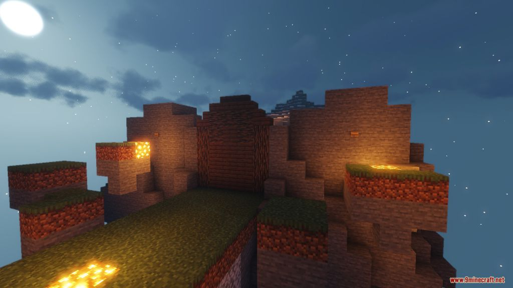Astral Adventure Map Screenshots (4)