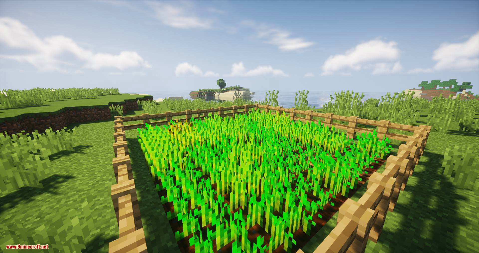 Biome Growth Controls mod for minecraft 06