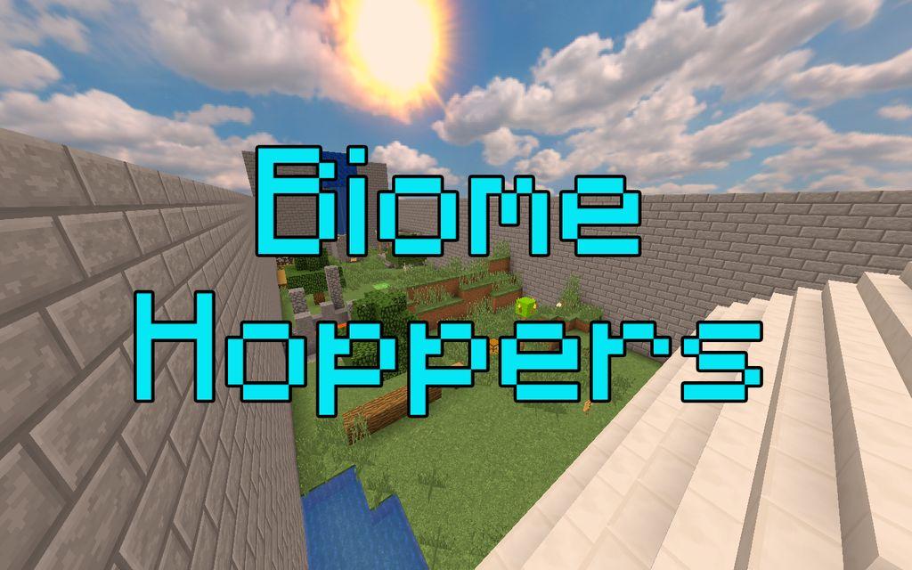 Biome Hoppers Map Thumbnail