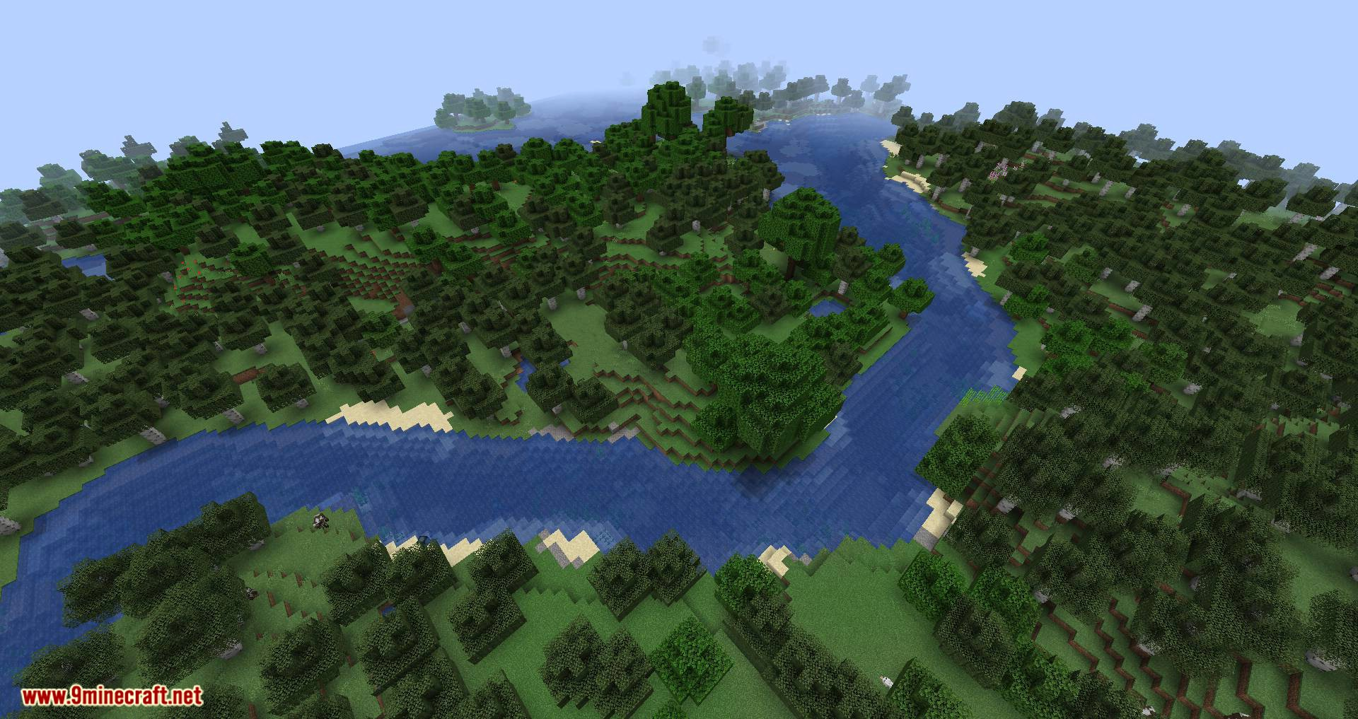 Climatic World Type mod for minecraft 05