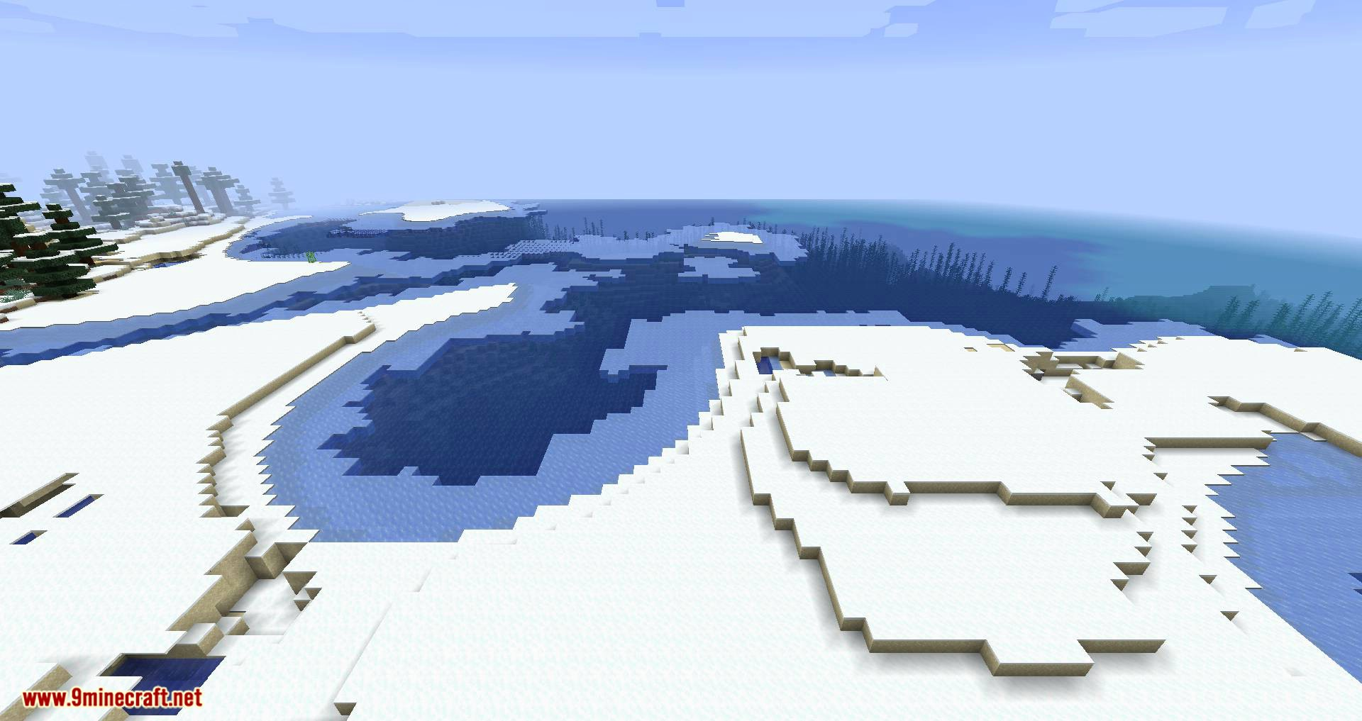 Climatic World Type mod for minecraft 07