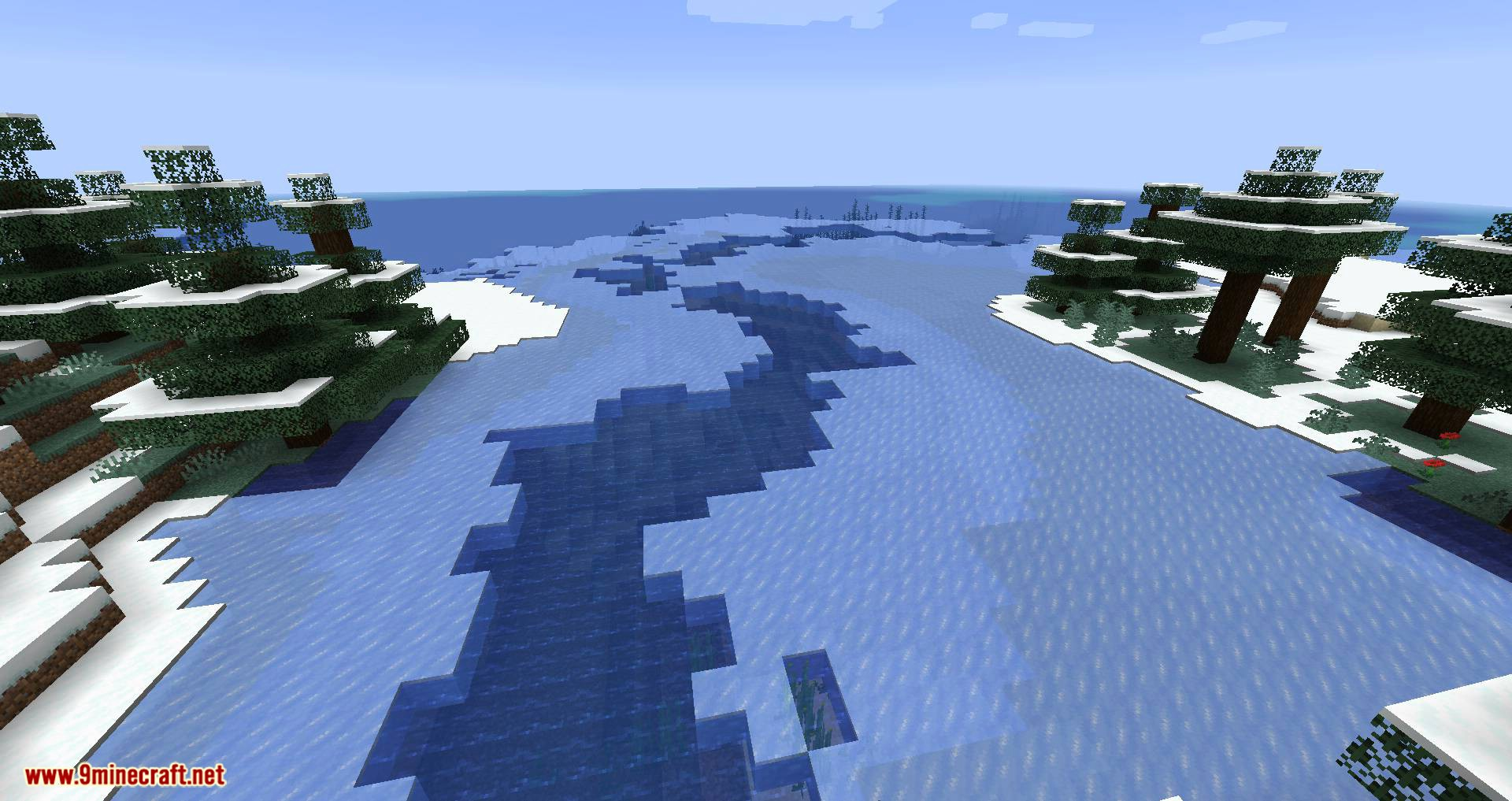 Climatic World Type mod for minecraft 08