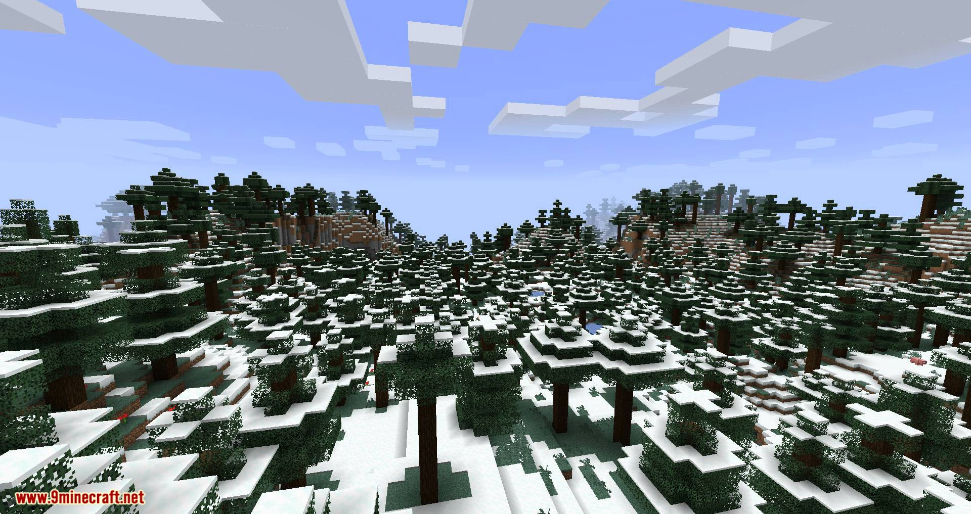 Climatic World Type mod for minecraft 09