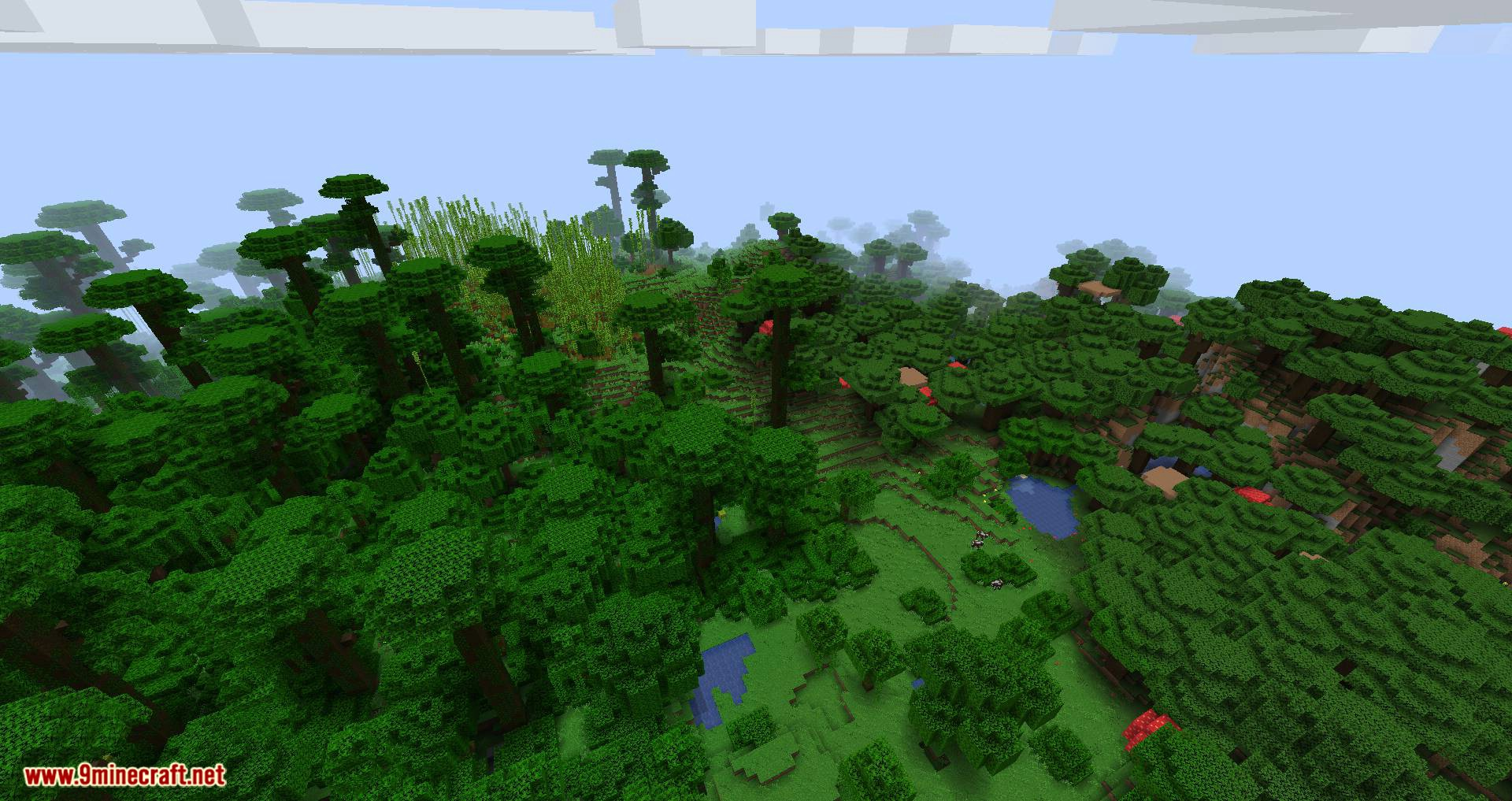 Climatic World Type mod for minecraft 11