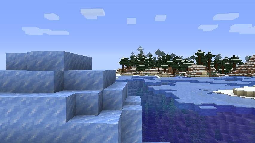 Climatic World Type mod for minecraft 21