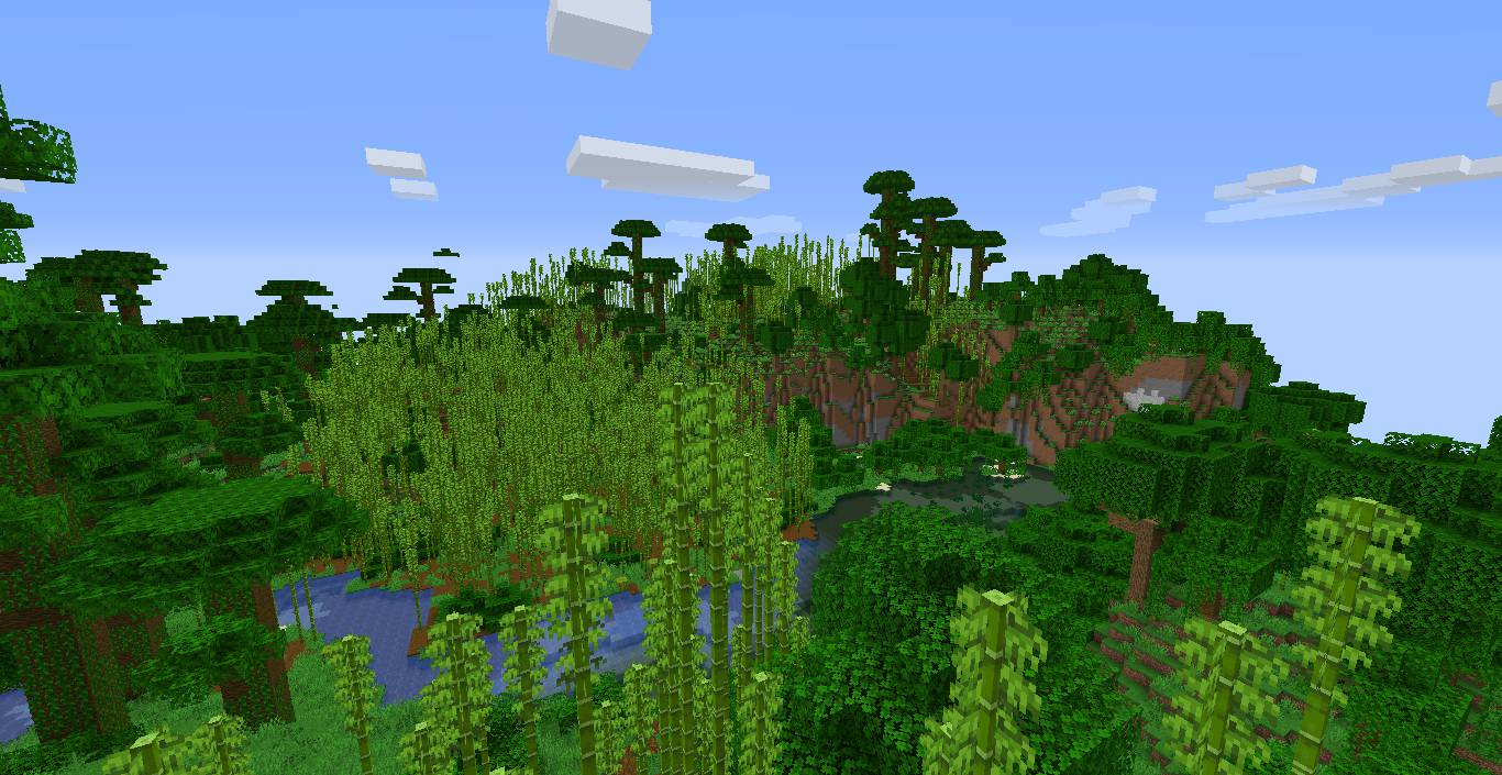 Climatic World Type mod for minecraft 22