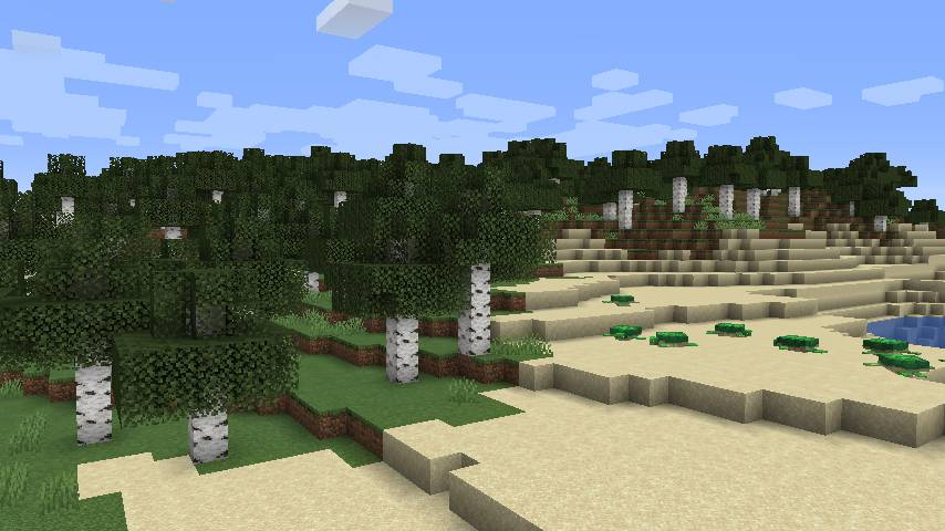 Climatic World Type mod for minecraft 23