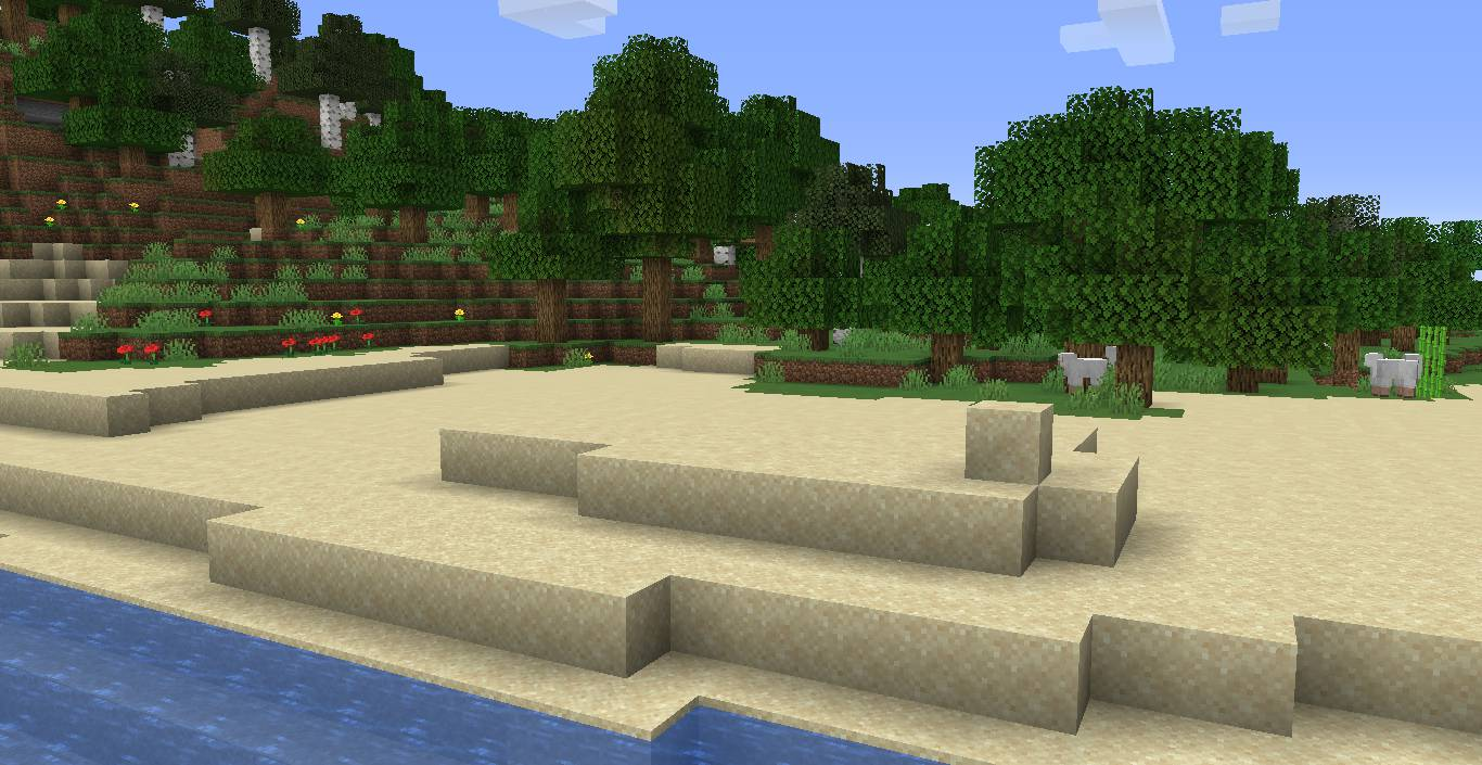 Climatic World Type mod for minecraft 24