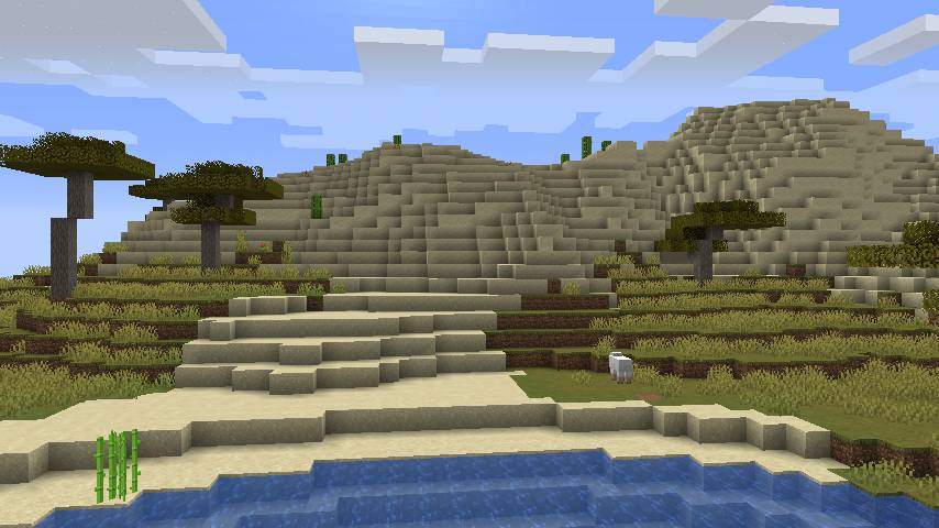 Climatic World Type mod for minecraft 25