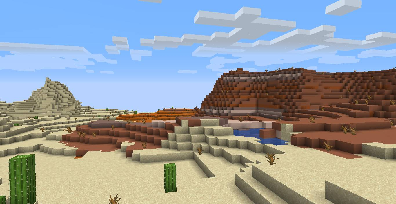 Climatic World Type mod for minecraft 26