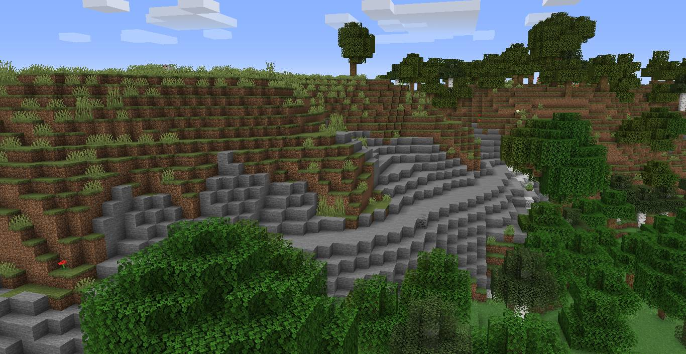 Climatic World Type mod for minecraft 27
