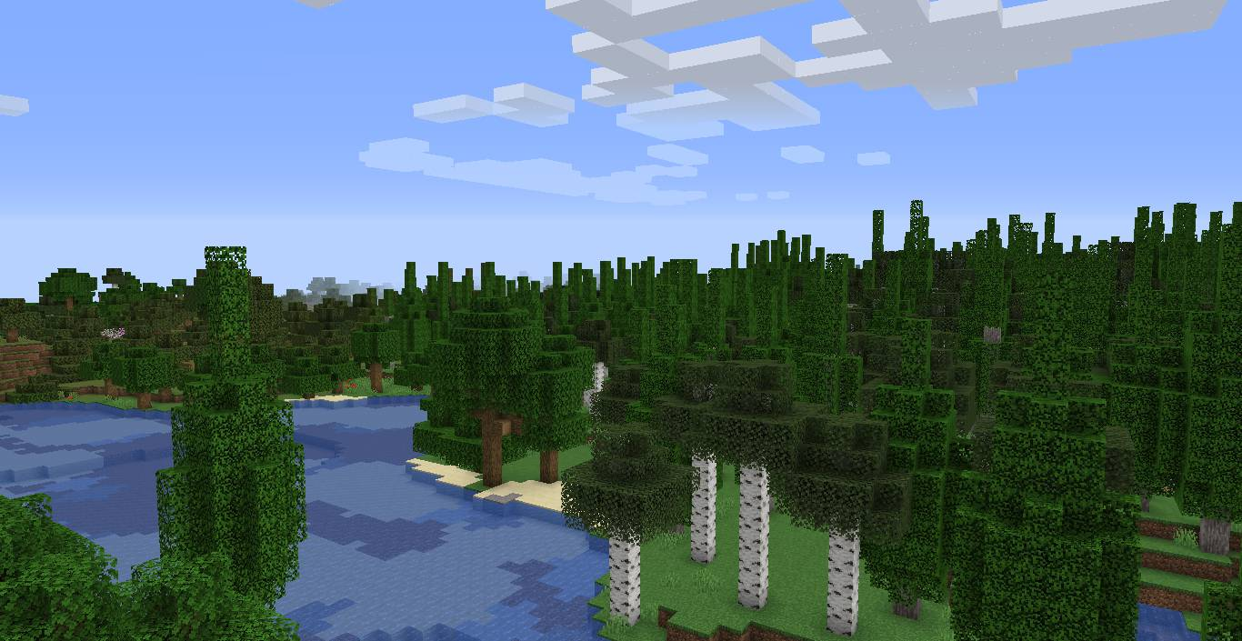 Climatic World Type mod for minecraft 30