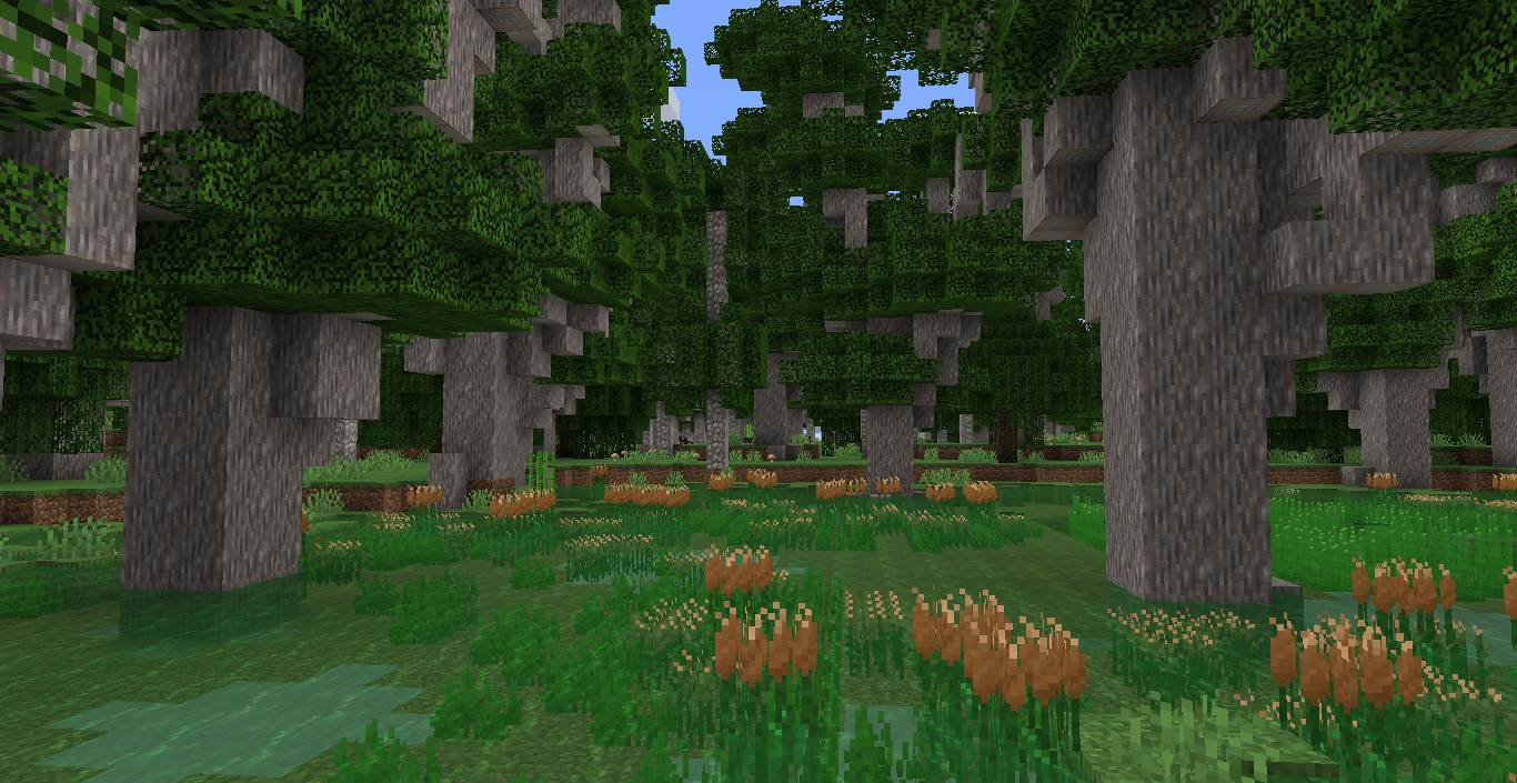 Climatic World Type mod for minecraft 32