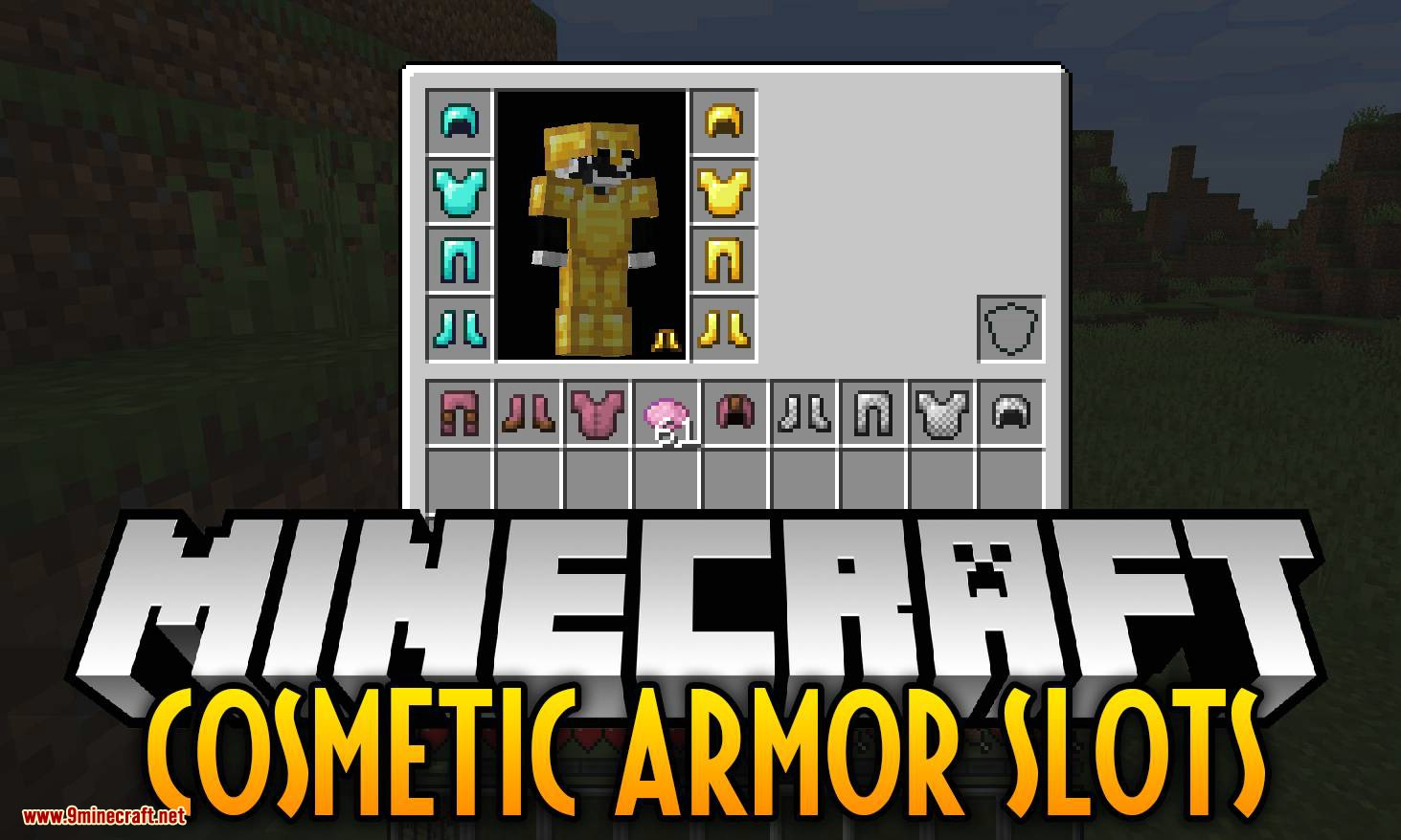 Cosmetic Armor Slots Mod 1 14 4 (How to Become Fashionable