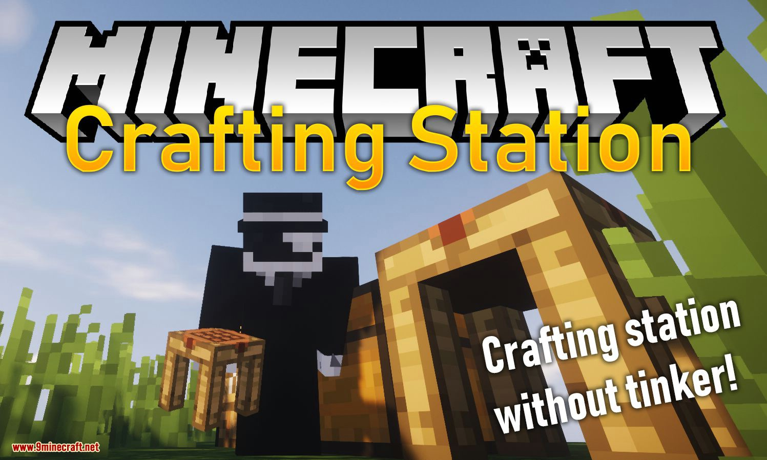 Crafting Station Mod 1 14 4/1 12 2 (Crafting Station without