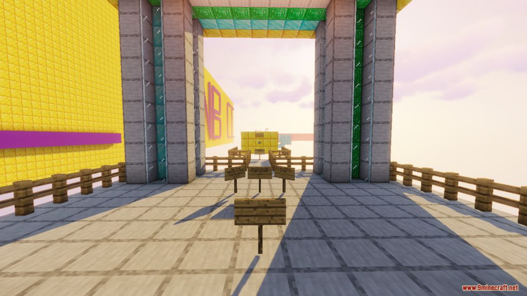 Dynamic Parkour Map Screenshots (1)